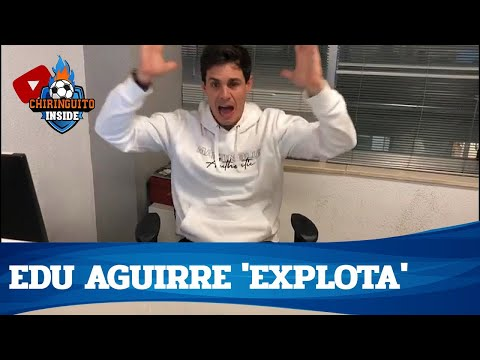 VÍDEO: EDU AGUIRRE 'EXPLOTA' con la DERROTA del REAL MADRID vs Shakhtar   Chiringuito Inside de Chiringuito Inside