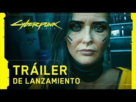 VÍDEO: Cyberpunk 2077 — Tráiler de lanzamiento — V de Cyberpunk 2077