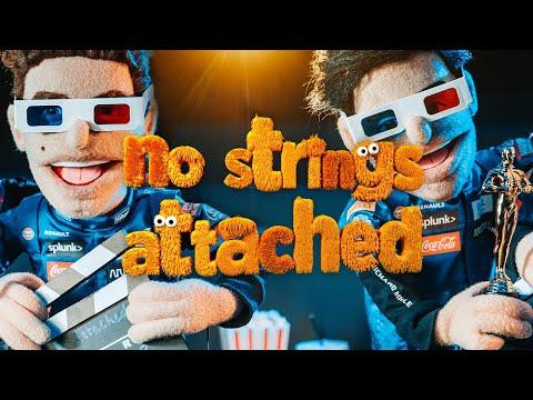 VÍDEO: No Strings Attached with Carlos Sainz and Lando Norris de McLaren