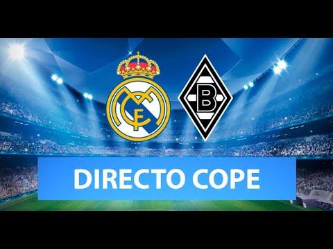 VÍDEO: (SOLO AUDIO) Directo del Real Madrid 2-0 Borussia Monchengladbach y Salzburgo 0-2 Atleti en COPE de Tiempo de Juego COPE