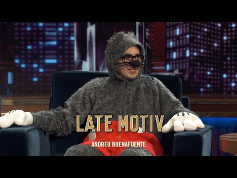VÍDEO: LATE MOTIV – Berto Romero. Berto Mouse | #LateMotiv785 de Late Motiv en Movistar+