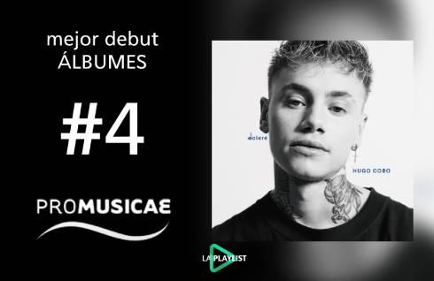 'Doleré' de Hugo Cobo: mejor debut de la semana en Promusicae.
