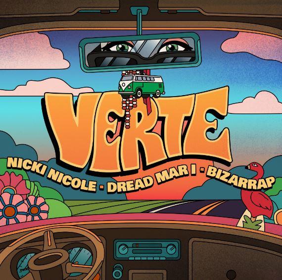 Nicki Nicole & Bizarrap & Dread Mar I Verte letra y vídeo