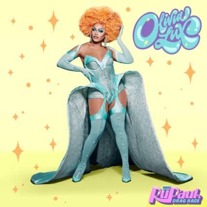 rupaul drag race 13 concursantes Olivia Lux