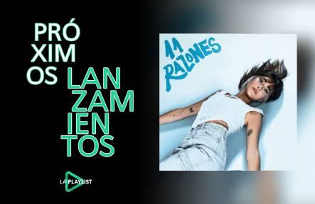 PROXIMOS LANZAMIENTOS música