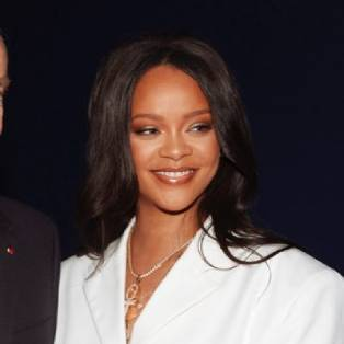 cantantes más seguidores twitter Rihanna