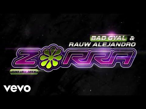 VÍDEO: Bad Gyal, Rauw Alejandro – Zorra (Remix) de Bad Gyal