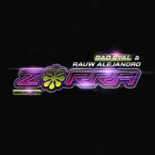 Zorra Remix letra de Bad Gyal & Rauw Alejandro