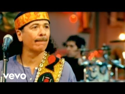 Santana – Corazon Espinado ft. Mana (Official Video)