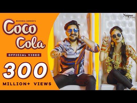 COCO COLA (Official Video) Ruchika Jangid, Kay D   New Haryanvi Songs Haryanavi 2020   Nav Haryanvi