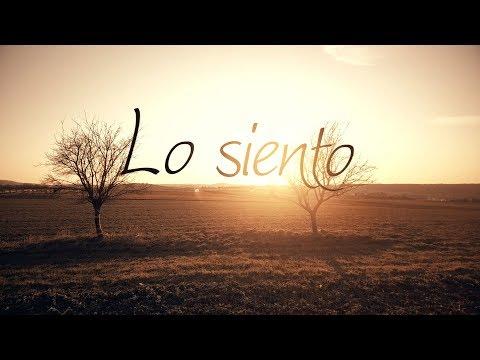 BERET – LO SIENTO [VIDEOLYRICS OFICIAL/ LETRA]
