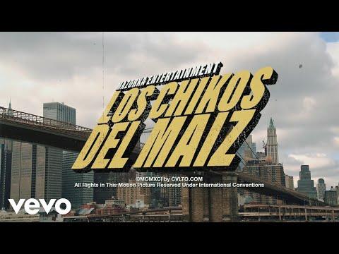 Los Chikos Del Maiz – David Simon