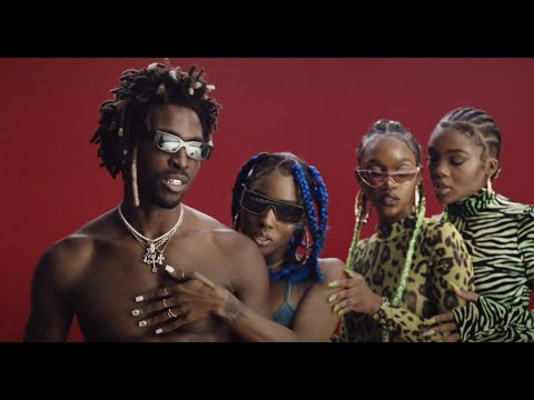 """SAINt JHN – """"Monica Lewinsky, Election Year"""" ft. DaBaby & A Boogie wit da Hoodie (Official Video)"""