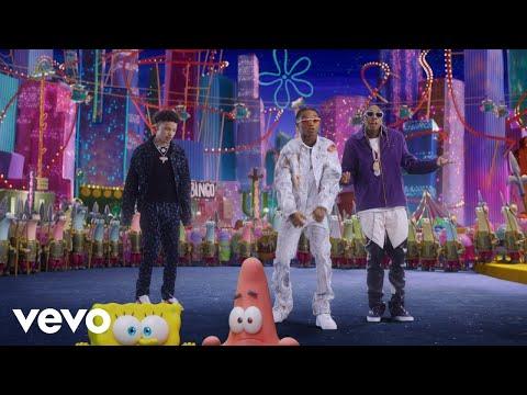 "Swae Lee, Tyga, Lil Mosey – Krabby Step (Music From ""Sponge On The Run"" Movie)"