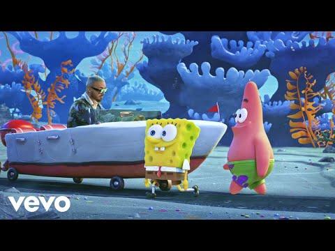 "Tainy, J. Balvin – Agua (Music From ""Sponge On The Run"" Movie)"