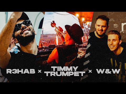 R3HAB x Timmy Trumpet x W&W – Distant Memory (Official Video)