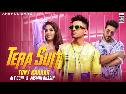 Tony Kakkar – Tera Suit | Aly Goni & Jasmin Bhasin | Anshul Garg | Holi Song 2021