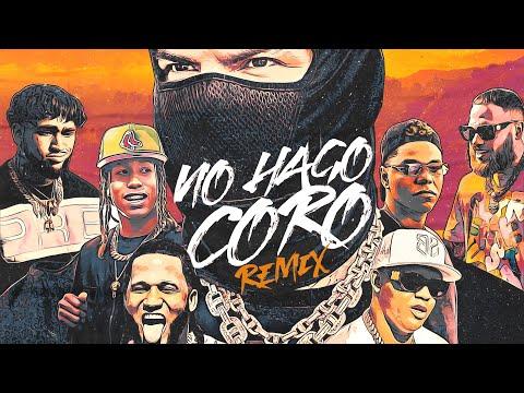 Farruko, Ghetto & El Alfa Ft. Nino Freestyle, Bryant Myers, Miky Woods, Secreto - No Hago Coro Remix