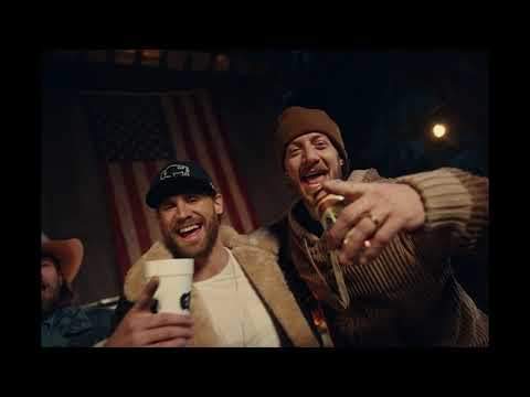 Drinkin' Beer. Talkin' God. Amen. (feat. Florida Georgia Line) [Official Music Video]