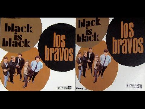 Grupos musicales españoles – años 60/70: LOS BRAVOS