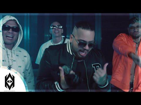 Poblado - Crissin, Totoy El Frio, Natan & Shander (Vídeo Oficial)