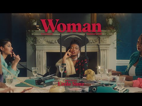 Little Simz – Woman ft. Cleo Sol (Official Video)