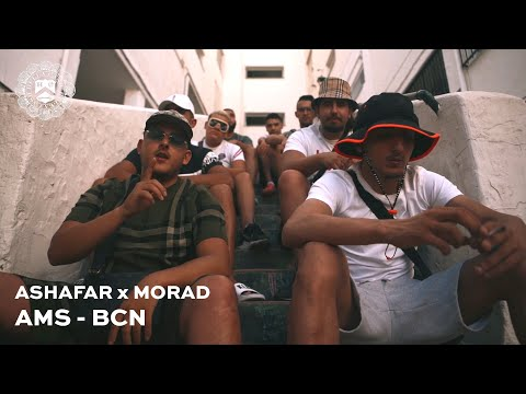 ASHAFAR x MORAD - AMS - BCN (prod. Keyser Soze)