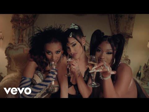 Ariana Grande - 34+35 (Remix) ft. Doja Cat, Megan Thee Stallion