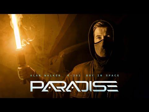 Alan Walker,  K-391, Boy in Space - Paradise (Official Music Video)