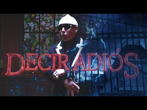 Cosculluela – DECIR ADIÓS (Video Oficial)